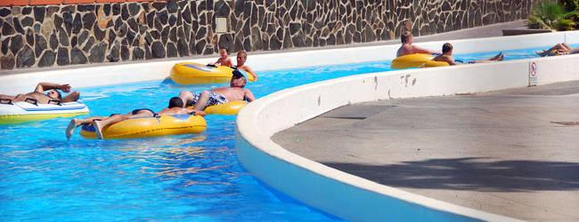 Der Wasserpark Aqualand Maspalomas