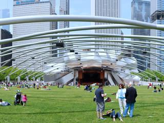 Millennium-Park Chicago © Owenusa