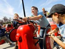 Kinderspass im Ravensburger Spieleland © Ravensburger Spieleland