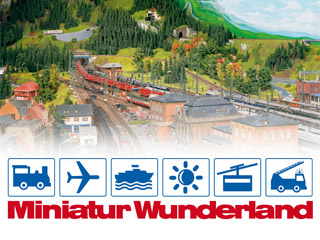 Miniatur Wunderland Shop © Miniatur Wunderland