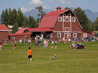 The Musk Ox Farm © The Musk Ox Farm