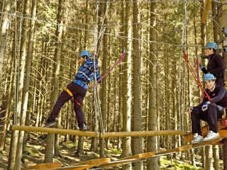 Monkey Park Pec pod Snezkou © Monkey Park Pec pod Snezkou