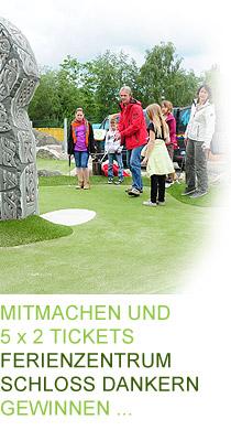 Gewinnspiel Schloss Dankern