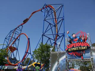 © Six Flags Discovery Kingdom